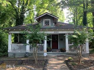 Single Family for sale in 2284 Memorial Dr, Atlanta, GA, 30317