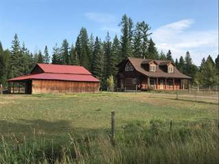 Single Family for sale in 11 Four Corners Road S, Heron, MT, 59844