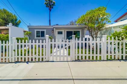 Residential Property for sale in 1736 Pentuckett Ave, San Diego, CA, 92104