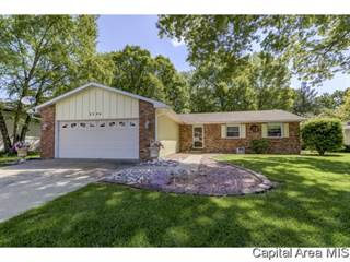Single Family for sale in 3304 Forysth, Springfield, IL, 62704