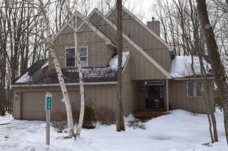 Single Family for sale in 408  Gentian Lane, Pocono Pines, PA, 18350
