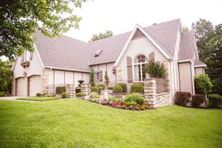 Single Family for sale in 1417 South Ginger Blue Avenue, Springfield, MO, 65809