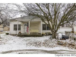 Single Family for sale in 302 S WOOD ST, Athens, IL, 62613
