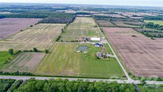 Farm And Agriculture for sale in 4480 MICHENER Road, Ridgeway, Ontario