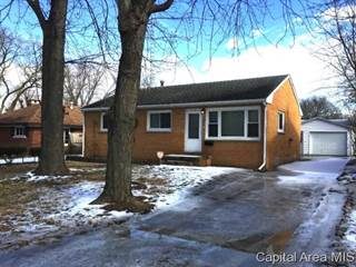 Single Family for sale in 3348 S 3RD ST, Springfield, IL, 62703