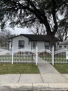 Residential Property for sale in 305 SAINT FRANCIS AVE, San Antonio, TX, 78204