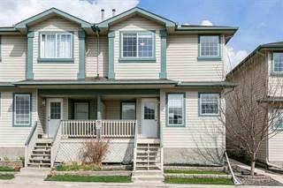 Condo for sale in 14803 MILLER BV NW, Edmonton, Alberta, T5Y3A4