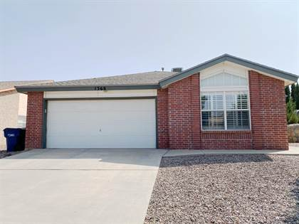 Residential Property for sale in 1368 AMBER MORGAN Drive, El Paso, TX, 79936