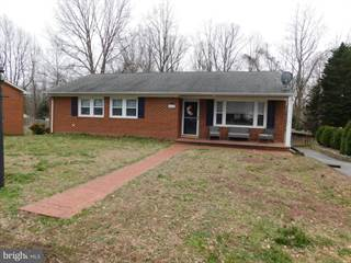 Single Family for sale in 2558 HILLSIDE DRIVE, Huntingtown, MD, 20639