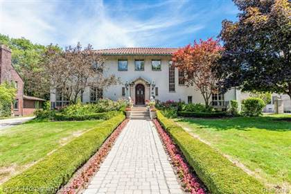 Residential Property for sale in 1040 DEVONSHIRE Road, Grosse Pointe Park, MI, 48230
