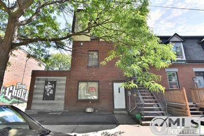Multifamily for sale in 430-434 Rue Bourgeoys, Montreal, Quebec