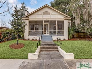 Single Family for sale in 224 E 51st Street, Savannah, GA, 31405