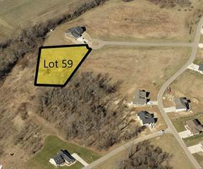 Land for sale in 59 Country View Ln, Cape Girardeau, MO, 63701