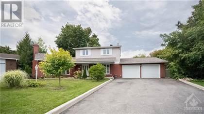 Single Family for sale in 22 LAVONNE COURT, Ottawa, Ontario, K2G4E3