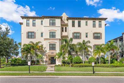 Residential Property for sale in 5727 YEATS MANOR DRIVE 401, Tampa, FL, 33616