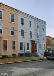 Residential Property for sale in 211 CUMBERLAND STREET, Harrisburg, PA, 17102