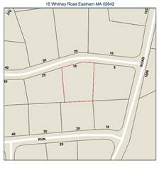 Land for sale in 15 Whitney Road, Eastham, MA, 02642
