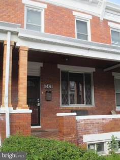 Residential Property for sale in 3428 DUDLEY AVENUE, Baltimore City, MD, 21213