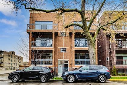 Residential Property for sale in 1430 West FILLMORE Street 1E, Chicago, IL, 60607