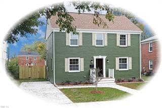 Single Family for sale in 3808 Kecoughtan Road, Hampton, VA, 23669