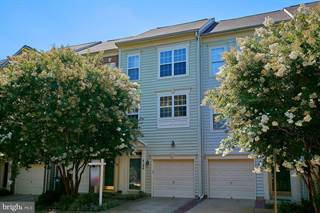 Townhouse for sale in 4146 TIMBER LOG WAY, Fairfax, VA, 22030
