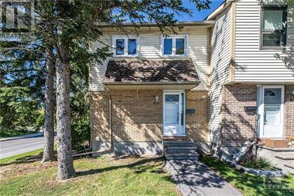 Single Family for sale in 1699 LAMOUREUX DRIVE UNIT A, Ottawa, Ontario, K1E2N3