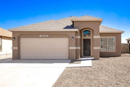 Residential Property for sale in 14356 ALMA POINT Drive, El Paso, TX, 79938