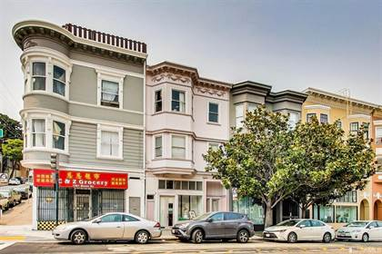 Multifamily for sale in 1307 Mason Street, San Francisco, CA, 94133