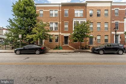 Residential Property for rent in 113 S EXETER STREET 177, Baltimore City, MD, 21202