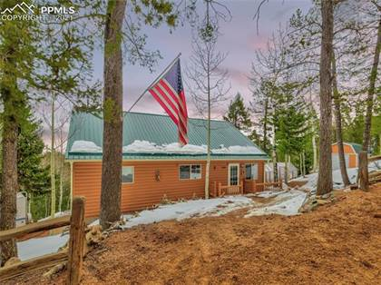 Residential Property for sale in 414 Potlatch Trail, Woodland Park, CO, 80863