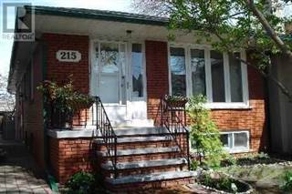 Single Family for rent in 215 SIXTH ST, Toronto, Ontario