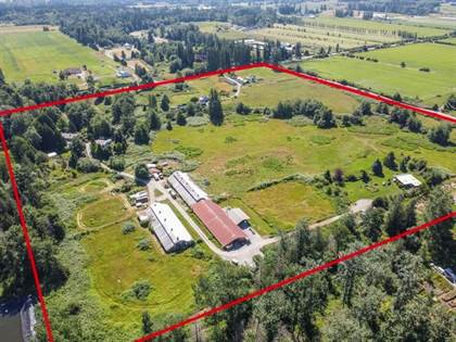 Agriculture for sale in 1297 184 STREET, Surrey, British Columbia, V3Z9R9