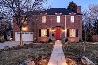 Single Family for sale in 424 Jasmine Street, Denver, CO, 80220