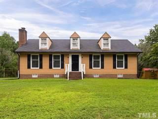 Single Family for sale in 9121 Ferrell Road, Zebulon, NC, 27597