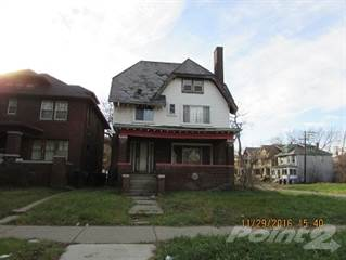 Residential Property for sale in 7543 Dexter Ave, Detroit, MI, 48206