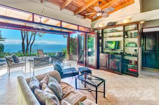 Residential Property for sale in Enchanting Home with Epic Ocean Views and Extra Building Pad - 2 Acres, Dominical, Puntarenas