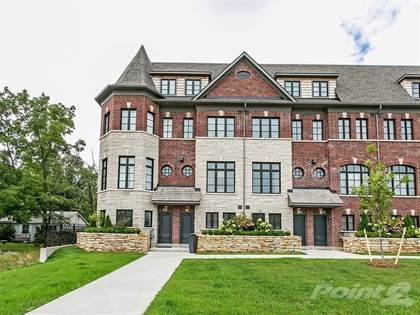 Residential Property for sale in Oakville Townhomes - Dundas & Sixth Line, Oakville, Ontario, L6H1W5