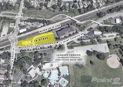 Land for sale in 400 East Saint Charles Road, Lombard, IL, 60148