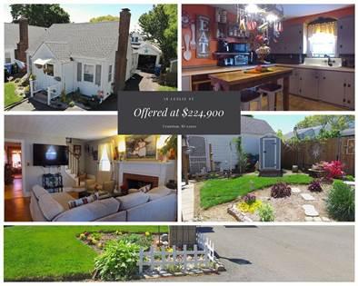 Residential for sale in 78 Leslie Street, Cranston, RI, 02910