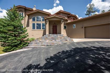 Residential Property for sale in 405 White Mountain Meadows Drive, Ruidoso, NM, 88345