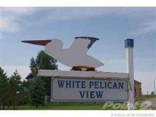 Land for sale in 95 White Pelican View, Alberta