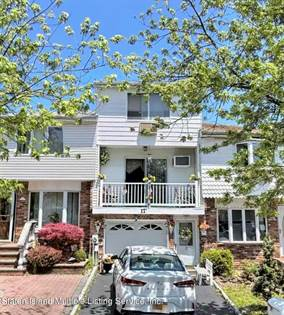 Residential Property for sale in 17 Von Braun Avenue, Staten Island, NY, 10312