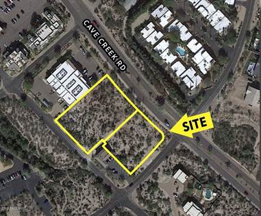 Commercial for sale in 7525 E Cave Creek Road, Carefree, AZ, 85377