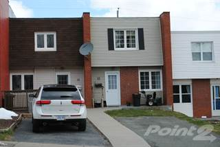 Townhouse for sale in 14 OuterBridge Street, St. John's, Newfoundland and Labrador