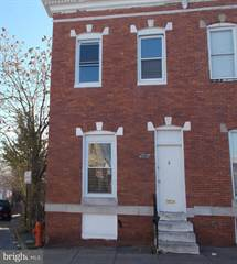 Townhouse for rent in 2601 W FAIRMOUNT AVENUE, Baltimore City, MD, 21223