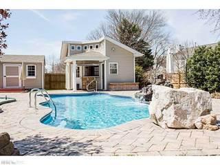 Single Family for sale in 932 Gideon Road, Virginia Beach, VA, 23454
