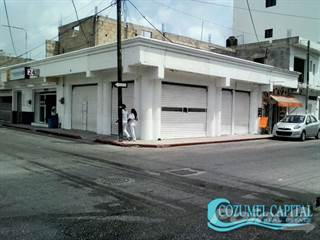 Comm/Ind for rent in LOCAL CENTRO, 15 Av esquina con 1a Sur Col. Centro, Cozumel, Quintana Roo