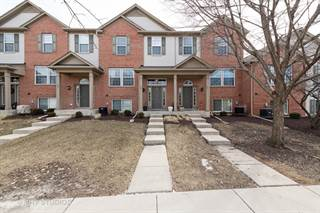 Townhouse for sale in 503 Conservatory Lane, Aurora, IL, 60502