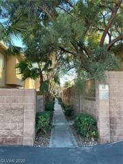 Townhouse for sale in 6421 BIG PINE Way, Las Vegas, NV, 89108