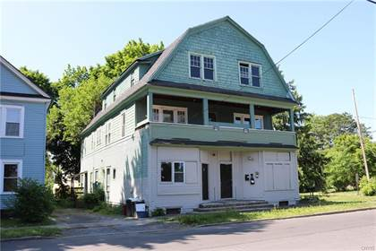 Multifamily for sale in 419 Richmond Avenue, Syracuse, NY, 13204